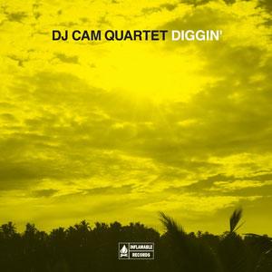 DJ Cam Quartet - Diggin