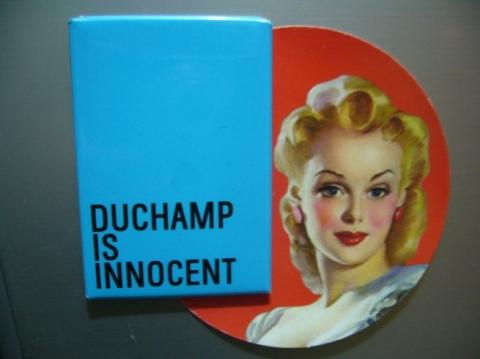 Duchamp Is Innocent