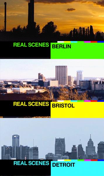 RA - Real Scenes